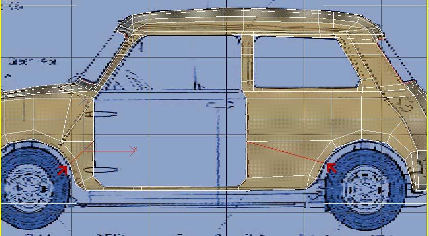 3d max моделирование по чертежам: